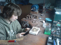 One-to-one jewellery making courses | Cheshire